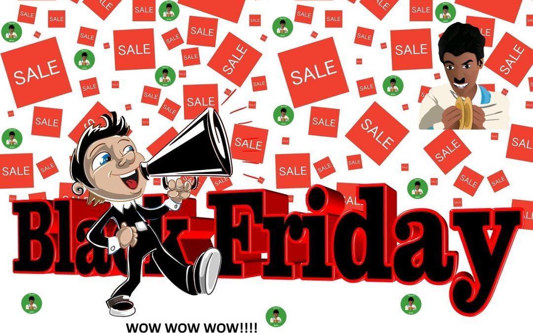 Irrezistibel Thursday, better than Black Friday for BijouCoin