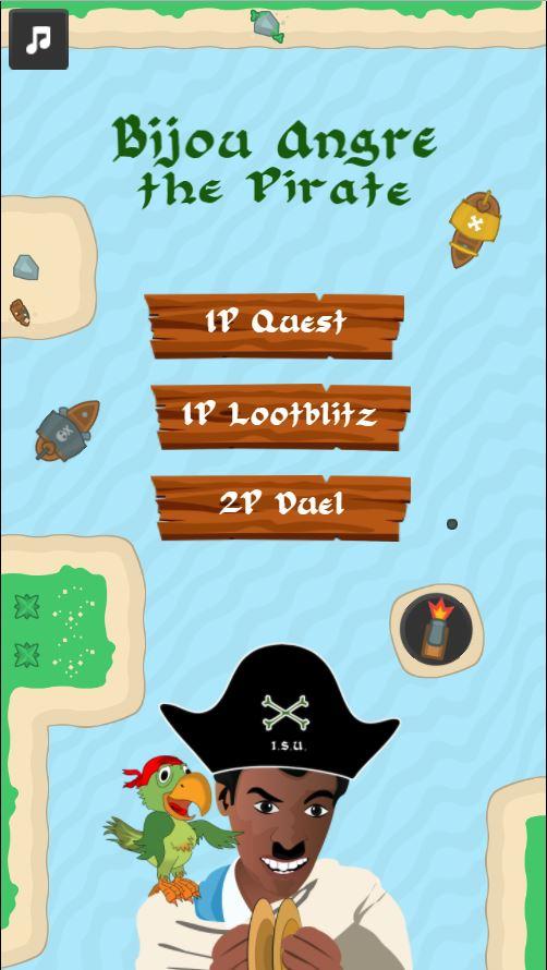 Bijou Angre the Pirate