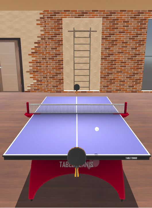 Hyper Table Tennis 3D